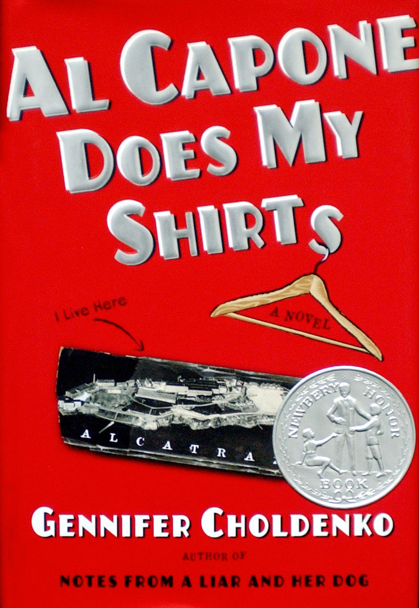 Al Capone Does My Shirts - Cover