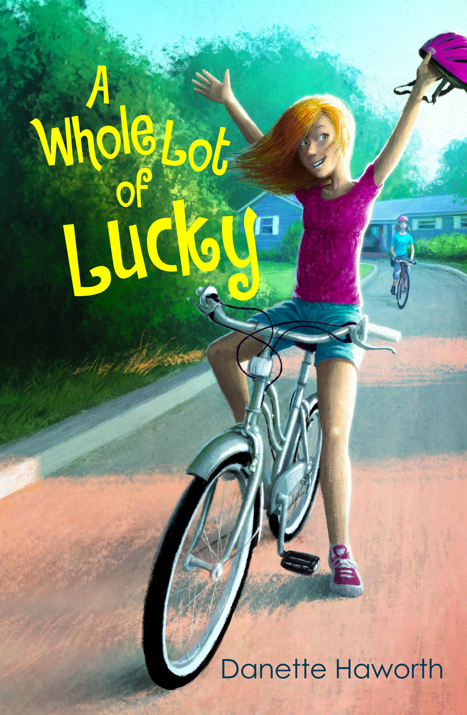LUCKY finished cover
