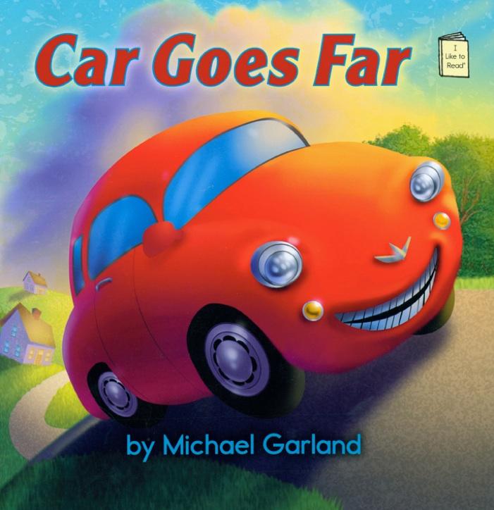 car goes