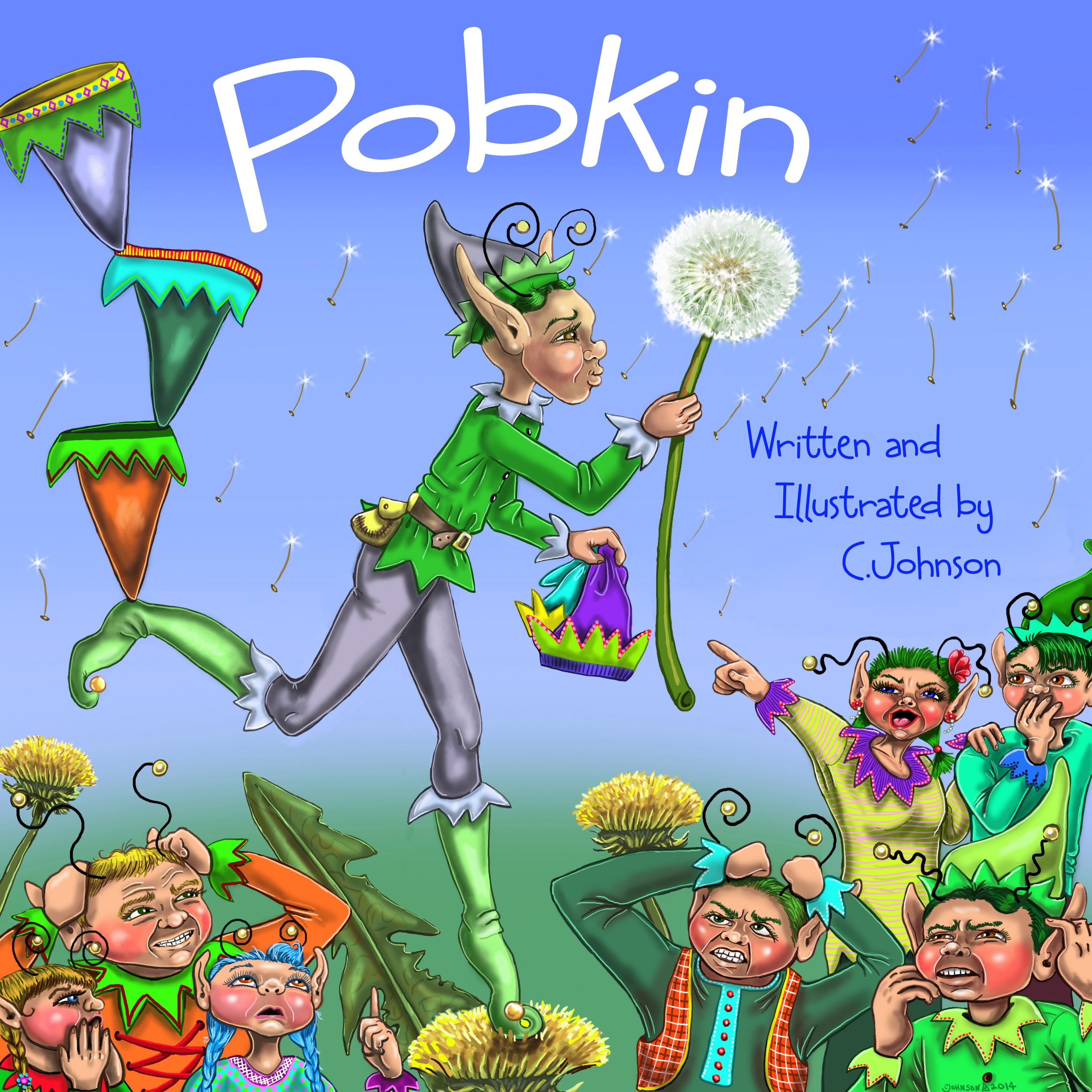 Pobkin Cover
