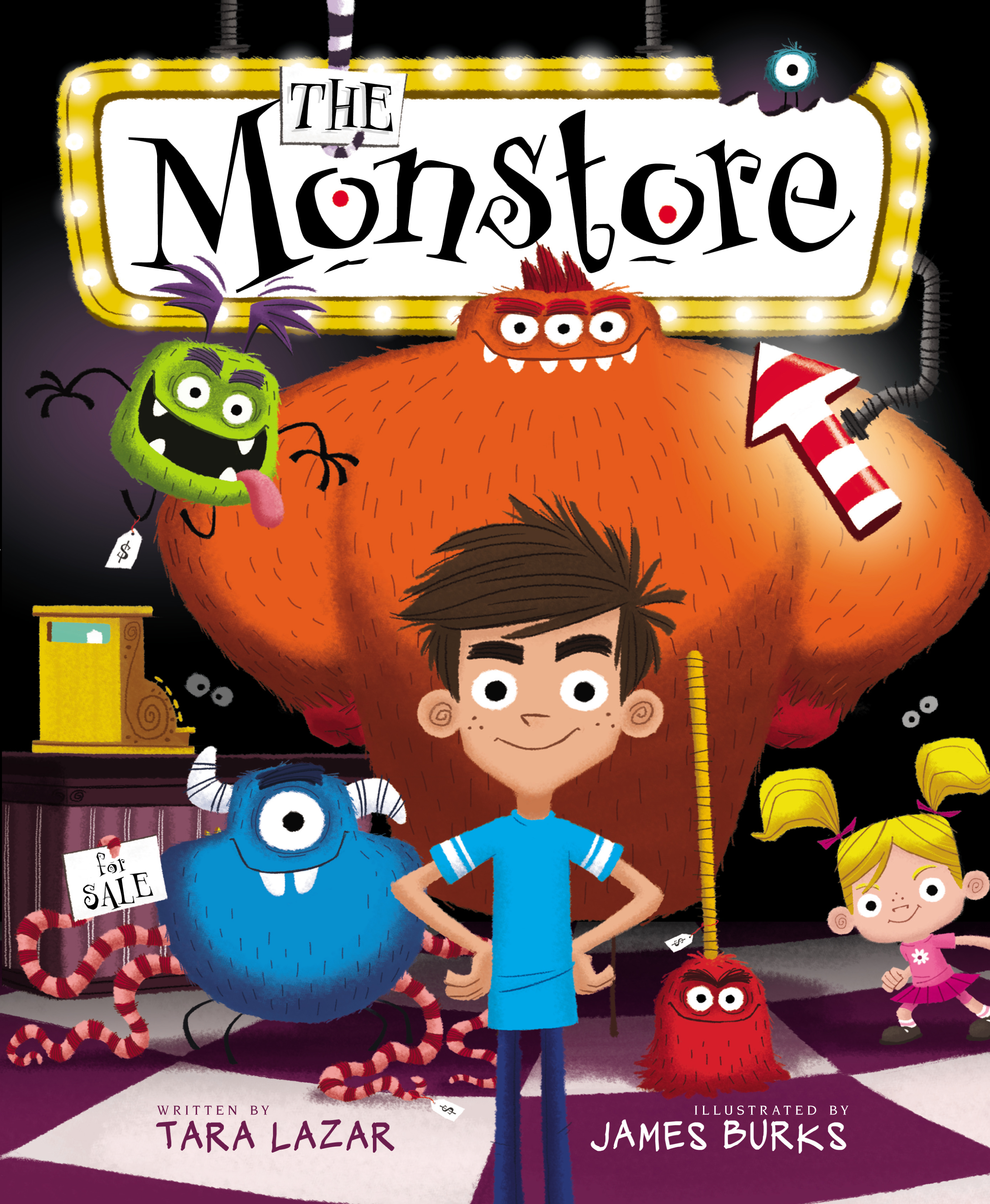 Tara-Lazar-Monstore-book-cover