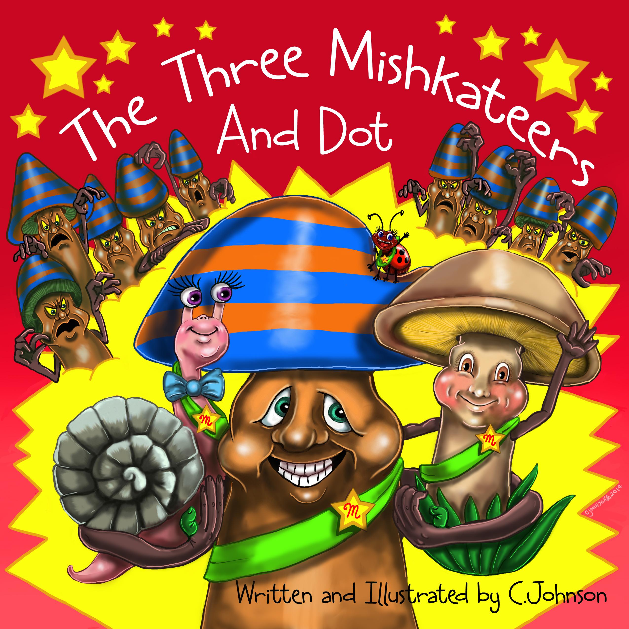 The Three Mishkateers