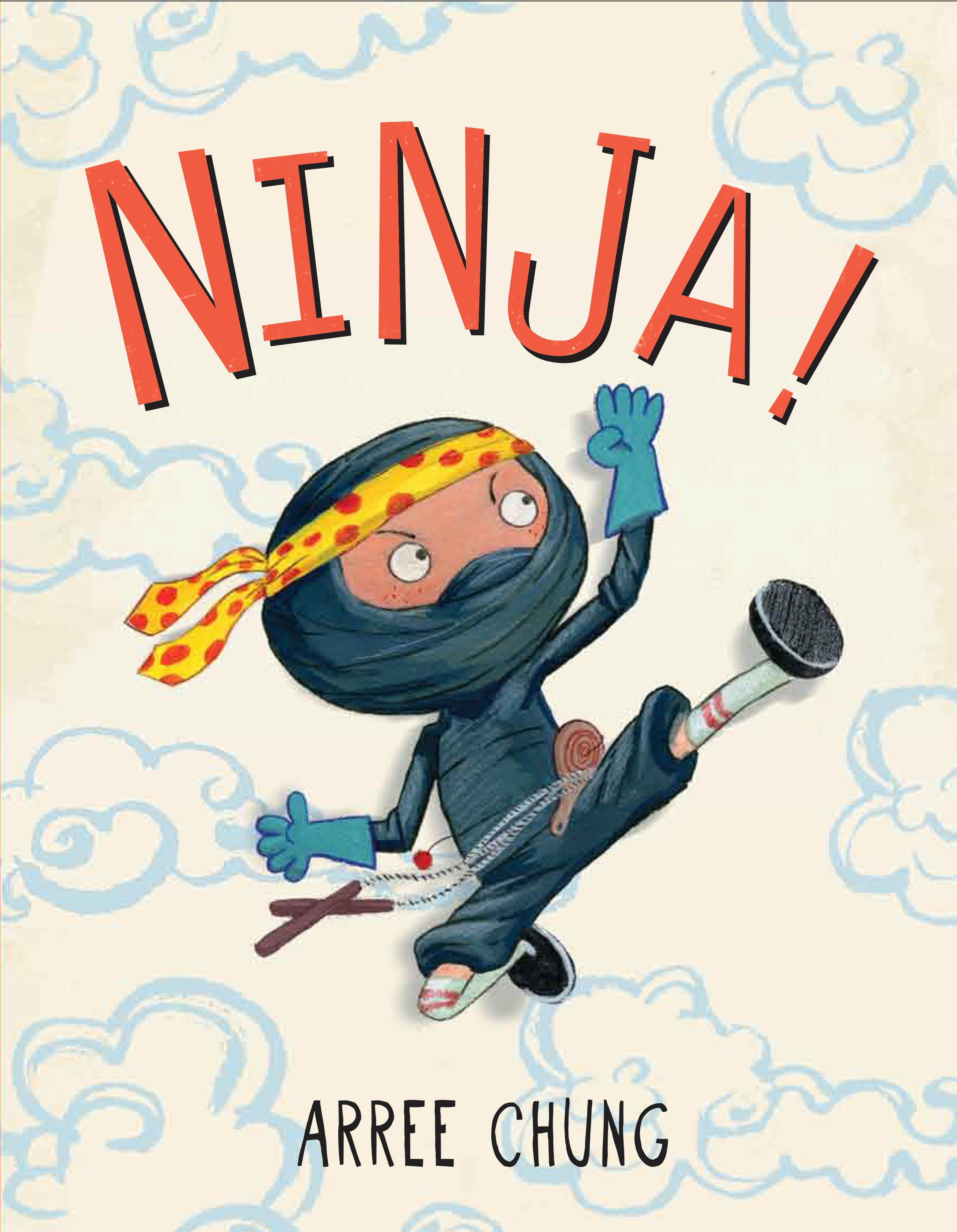 Ninja_Arree_Cover